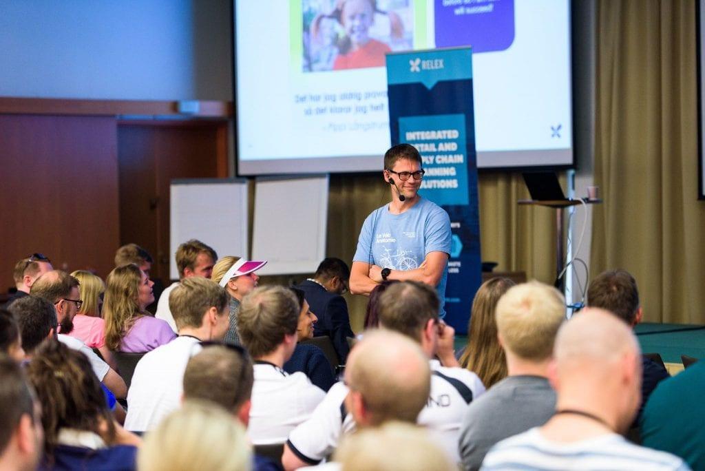 Finnish retail tech platform Relex raises $200M from VC giant TCV