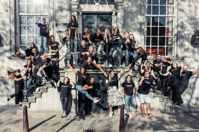 Leaving Rockstart, personal highlights of accelerating 152 startups in 2751 days