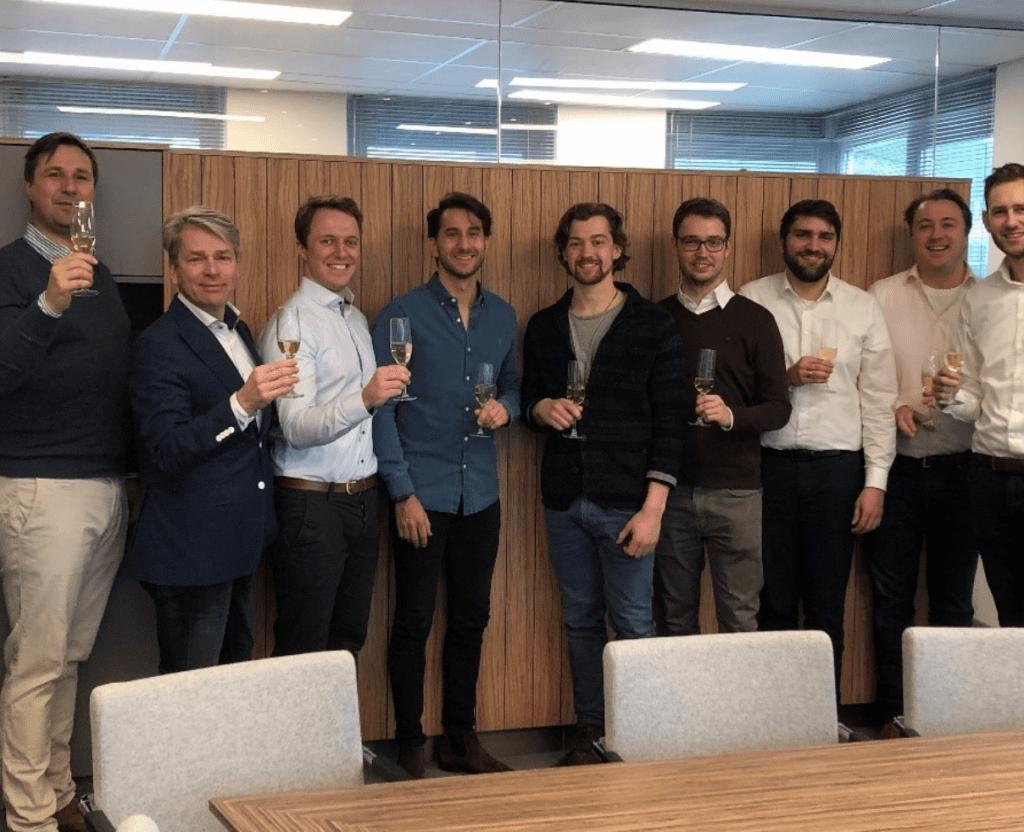 Amsterdam-based Pride Capital Partners provides mezzanine loan to German social intranet app, COYO