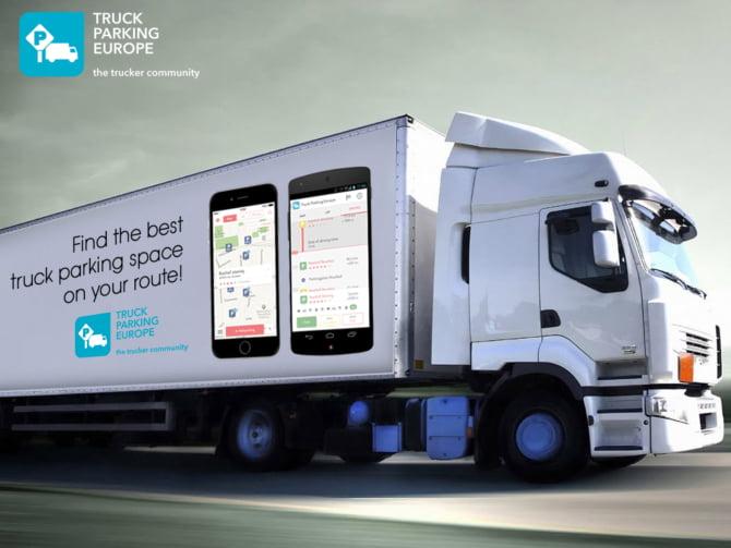 Volkswagen Financial Services acquires majority shares in Utrecht-based Truck Parking Europe