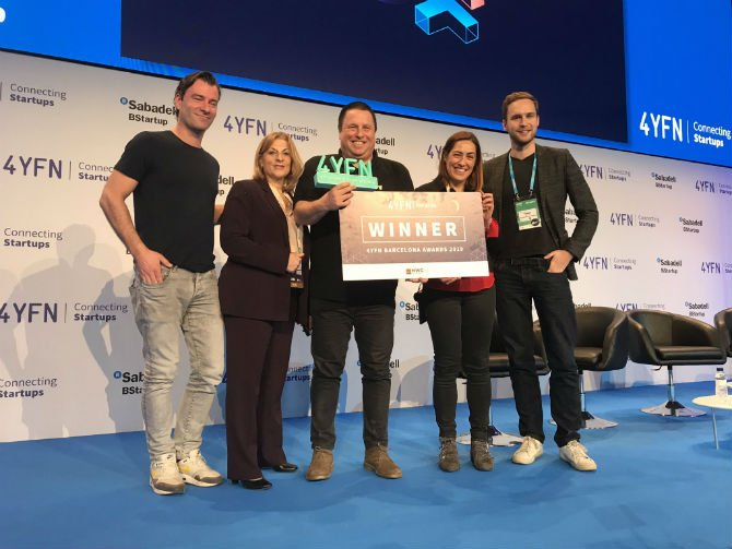 Check out these 5 international startups which fought for '4YFN Startup of the Year' award at MWC 2019