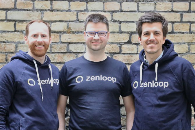 Berlin SaaS startup zenloop raises €5.3M, aims to grow across Europe