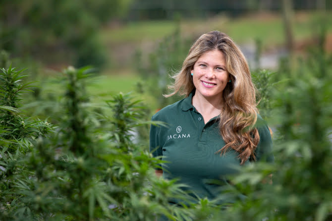 Woman-led startup Jacana raises €22M funding to cure chronic pain sufferers with Marijuana