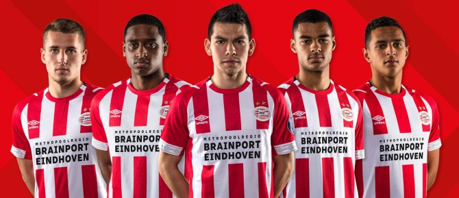 Here's why the Eindhoven tech giants have united to sponsor PSV