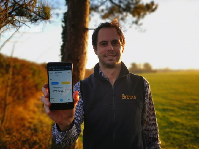 Internet of Cows: This UK app startup tells farmers when is best time to sell their animals for maximum price