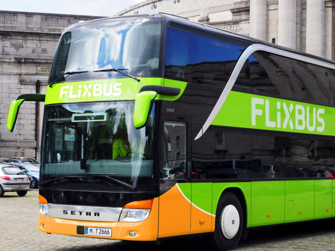 Flixbus to compete with US biggies, the greenest buses in the world will now run in New Orleans