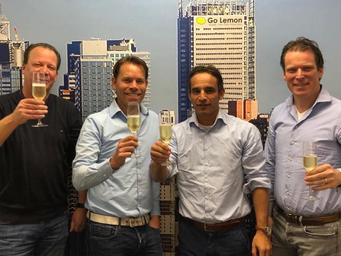 Dutch tech startup Go Lemon raises 700K to sell you iPhones via pay per use