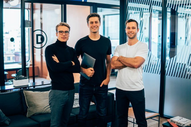 This London startup can find user's true identity in seconds using blockchain