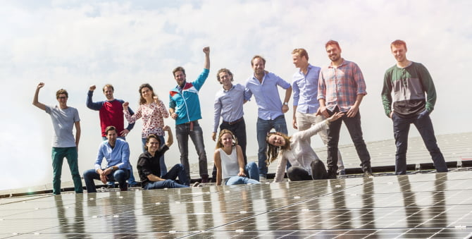 After the Netherlands, Dutch startup Solar Monkey wants to build hi-tech solar panels globally, ropes in €1M funding