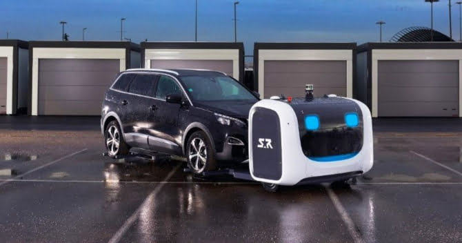 Say bye to parking stress: Meet Stan, world's coolest robot that parks your car safe and sound!