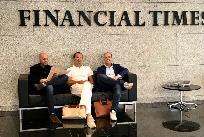 Financial Times acquires majority stake in The Next Web (TNW)