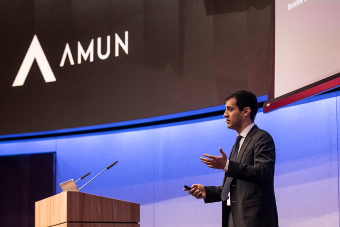 Swiss crypto fintech startup Amun AG ropes in €3.5M to launch more products