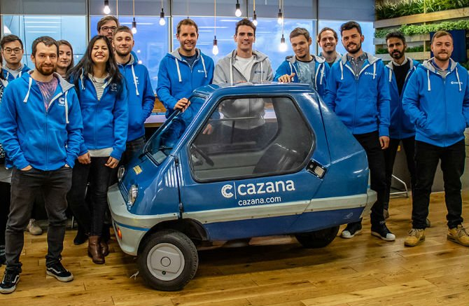London-based vehicle analysis startup Cazana gets €1.75M funding, helps shoppers buy better cars with AI