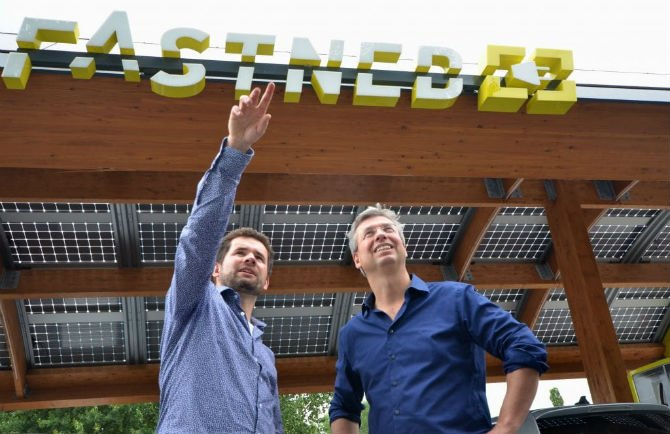 Amsterdam-based fast-charging startup Fastned expands to Switzerland