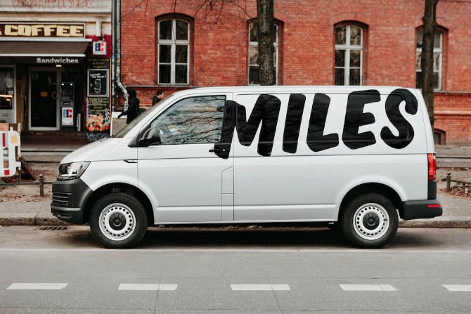MILES: This Berlin-based carsharing startup makes sure that you pay for the ride and not the traffic