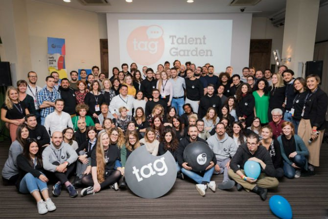 Italian startup Talent Garden raises €44M to open new co-working spaces in Europe