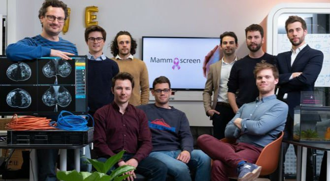 AI can now detect breast cancer, French startup raises €5M funding to expand in radiology market