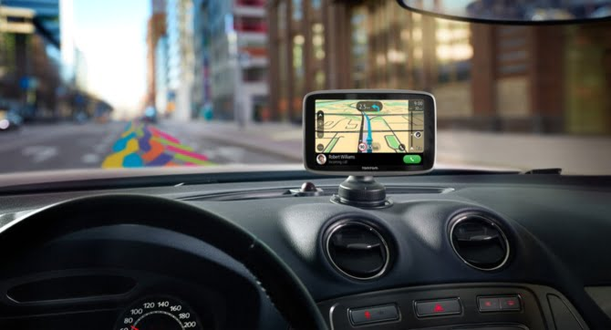 TomTom can now automatically open your garage door when you get home