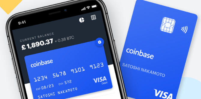 Here's all you need to know about Coinbase cryptocurrency Visa debit card launched in the UK