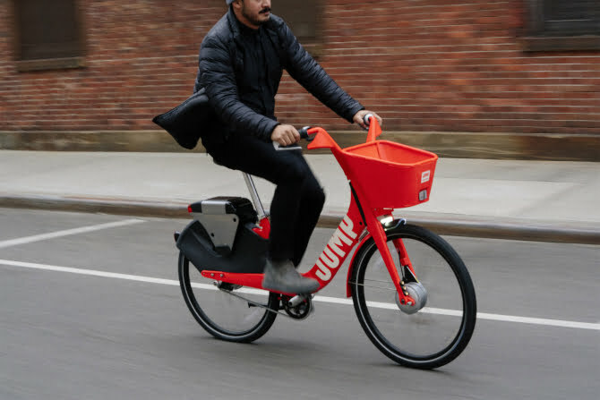 Uber electric bikes arrive in Brussels: Everything you want to know is here