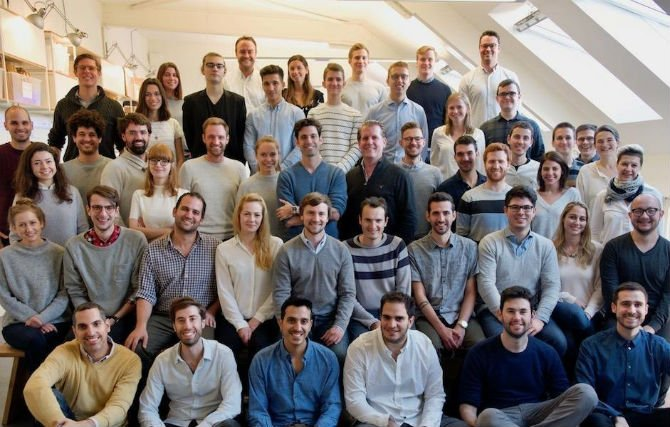 These are the 10 hottest fintech startups to work for in Germany in 2019