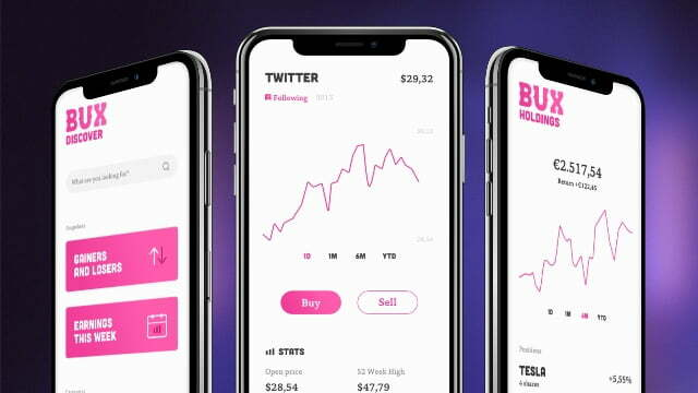 ABN AMRO partners with Dutch fintech startup BUX, plans to implement bank's technology into upcoming investment app STOCKS