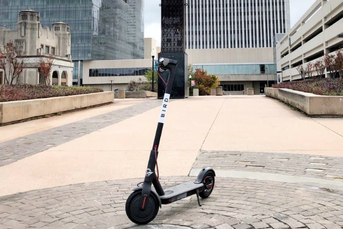 Electric scooter rental company Bird announces monthly rental service in Barcelona at just €34.99