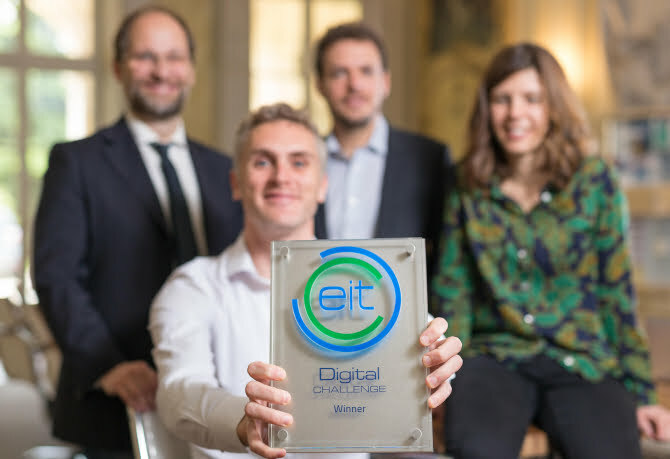 Are you next? These 5 award winning scale-ups took full advantage of EIT Digital Challenge