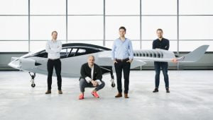 German air taxi startup Lilium flies full-scale prototype of 5-seater electric air taxi: 6 things you need to know