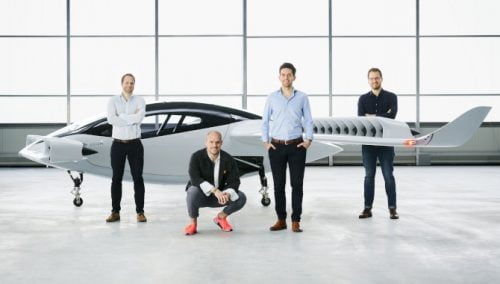 Lilium reportedly looking to secure €454M for its flying taxis to get ahead of Uber Air
