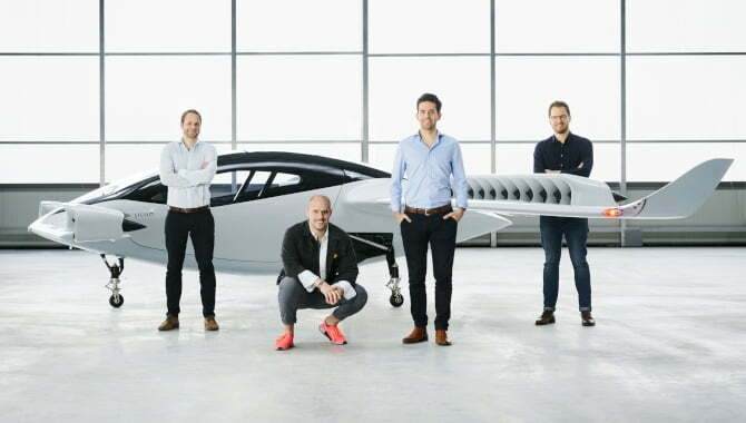 Air taxis are for real! Munich-based startup unveils the first-ever 5-seater prototype