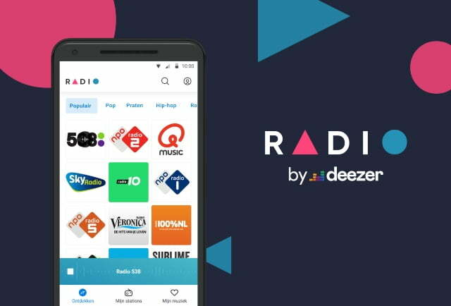 Biggest Spotify competitor in the EU, Deezer brings radio to more European countries
