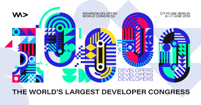 SC Giveaway: How to win 15 free tickets & 40% discount codes for WeAreDevelopers World Congress 2019, the Woodstock of developers