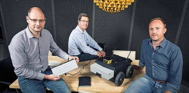 This Dutch startup has found a way to make robots and vehicles completely autonomous