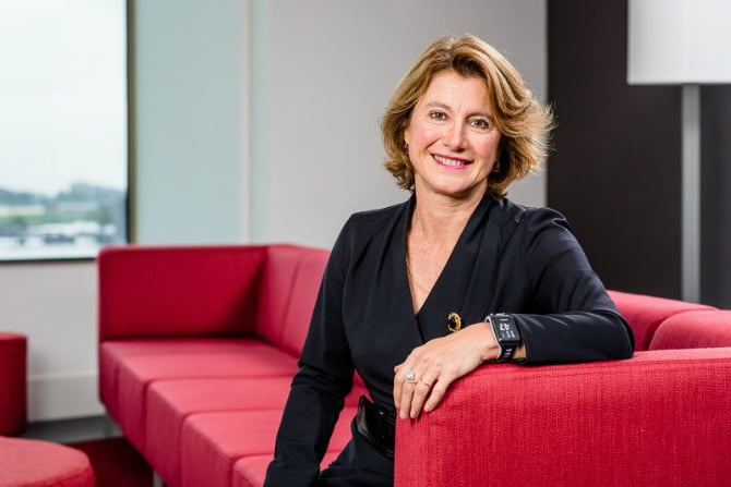 TomTom's Corinne Vigreux says high definition mapping holds the future of smart cities