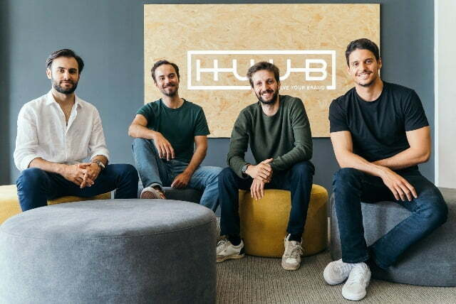 Maersk invests €1.5M in Portuguese hot startup HUUB which uses AI to manage logistics fashion tech platform