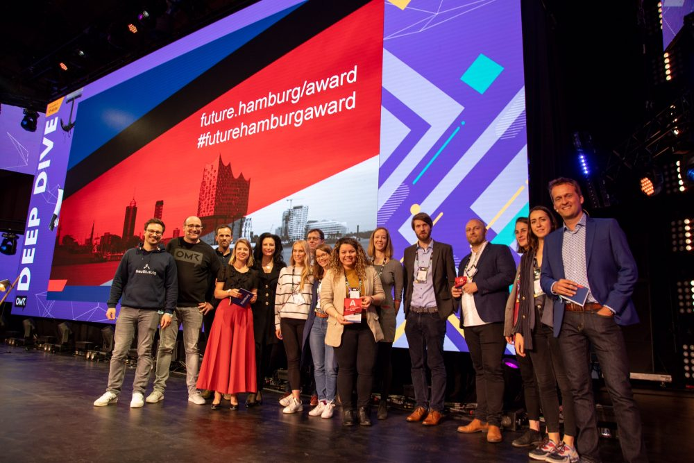 Meet the three innovative European startups that have been honoured with the Future Hamburg Award