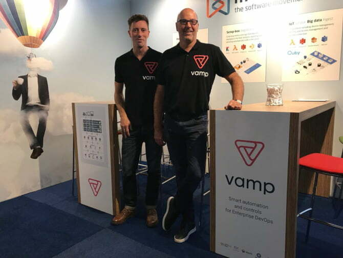 Amsterdam-based startup Vamp.io secures €2.5M to accelerate its smart solution