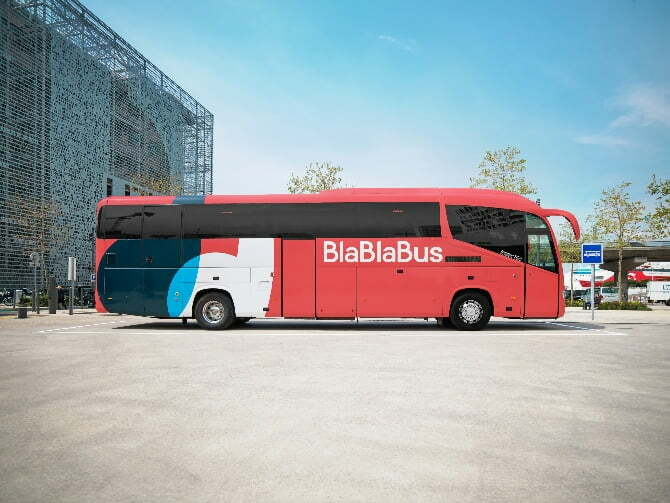 French car-sharing unicorn BlaBlaCar launches BlaBlaBus network in the Netherlands to compete with Flixbus