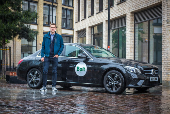 Uber Challenger Taxify relaunches in London as Bolt: 8 other ride-hailing apps that will give tough competition to Estonia's unicorn