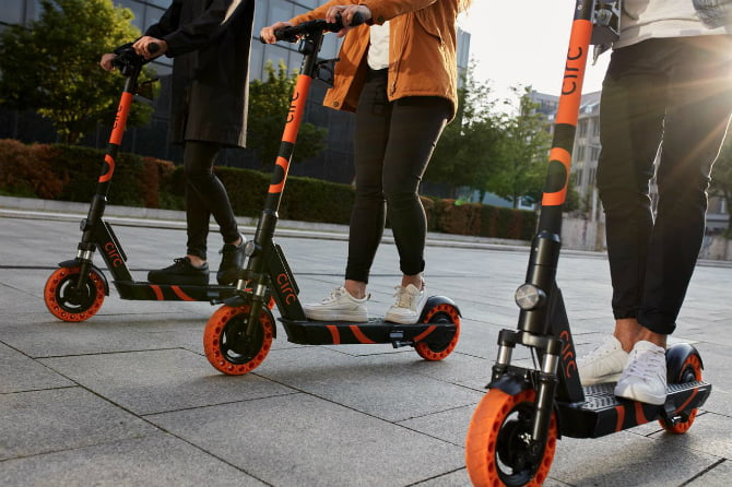 Berlin-based e-scooter startup Flash reinvents itself as Circ: Here's what you need to know about Europe's fastest growing micro-mobility company