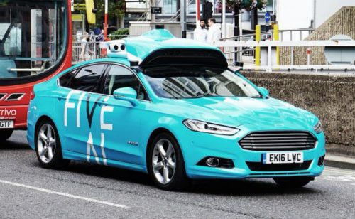 FiveAI hits the streets of London, the state of autonomous vehicle industry in Europe: Will the slow and steady win the race?