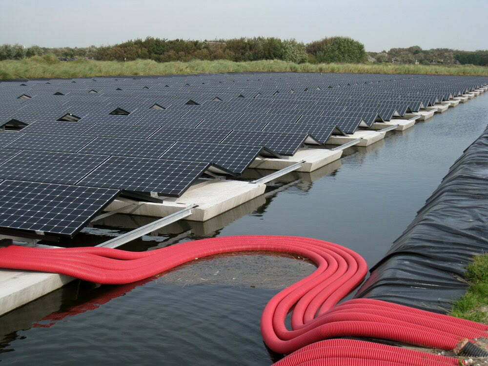 The Netherlands to get two floating solar parks in 2023