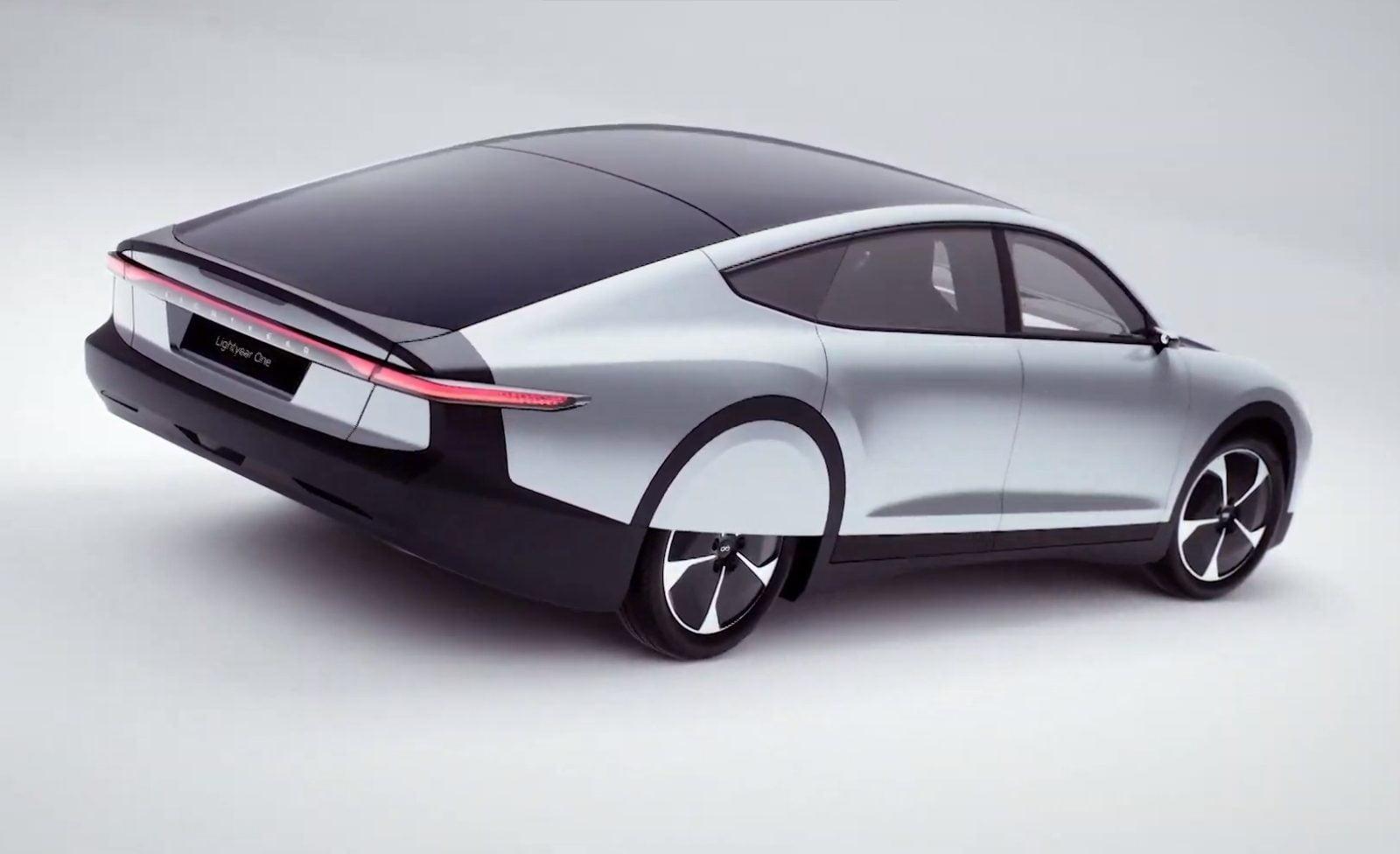 Kleurplaten Jaguar Auto.Tesla Rival Alert Dutch Car Maker Lightyear Unveils Solar