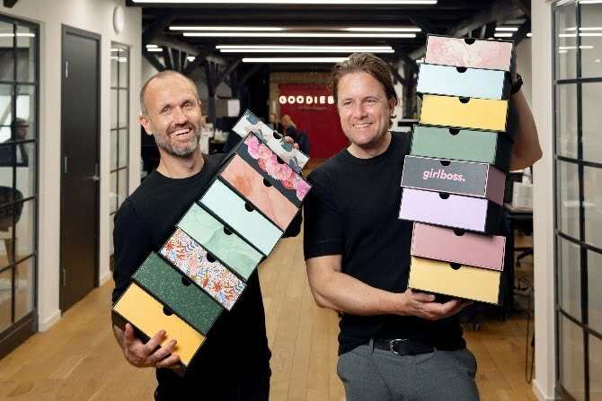 Danish online cosmetic startup Goodiebox raises €5.7M to boost growth in Europe