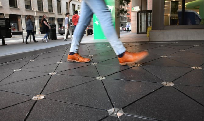 This futuristic pavement turns your footsteps into electrical energy, UK startup scores millions of investment from Hinduja Brothers