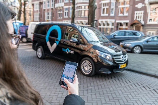Uber rival alert: European ride-sharing startup ViaVan grabs 3-year license renewal from TfL in London