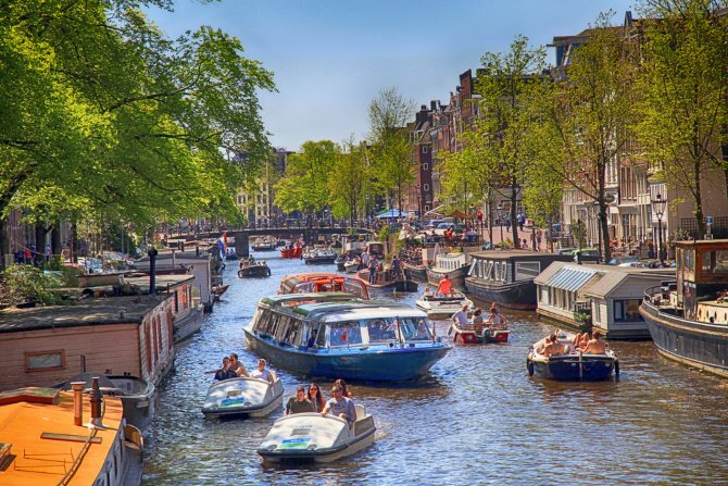 Want to beat the heat? These local tech startups will help you survive the heatwave in Amsterdam