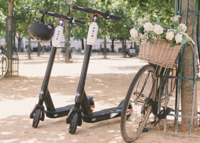 Looking for a job in Paris? Last mile electric scooter startup Bird plans to hire 1000 people in the city