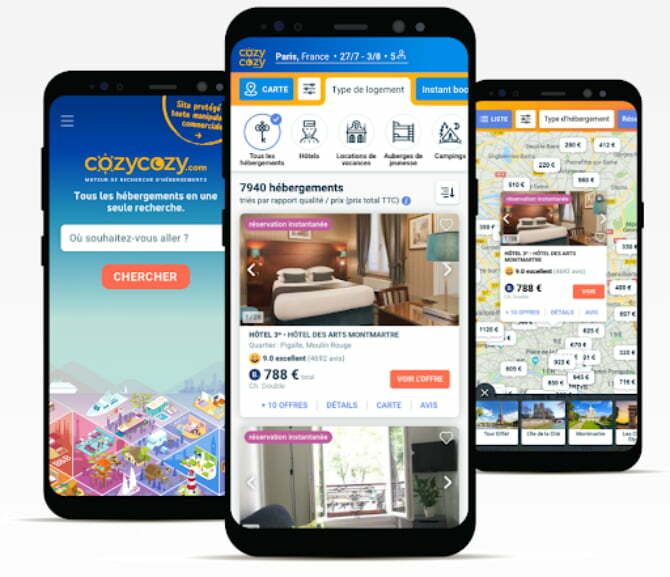 French startup Cozycozy wants to become 'Google of accommodation,' offers best hacks to find most suitable hotel rate for your vacation